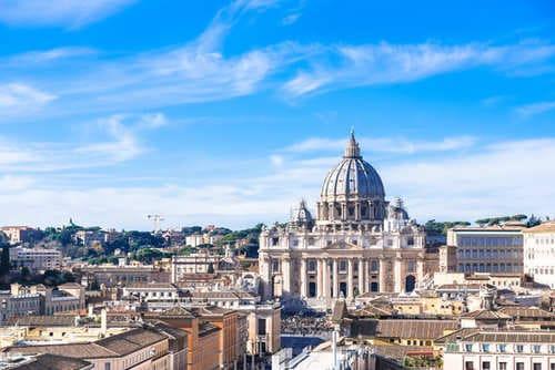 Rome 航空券