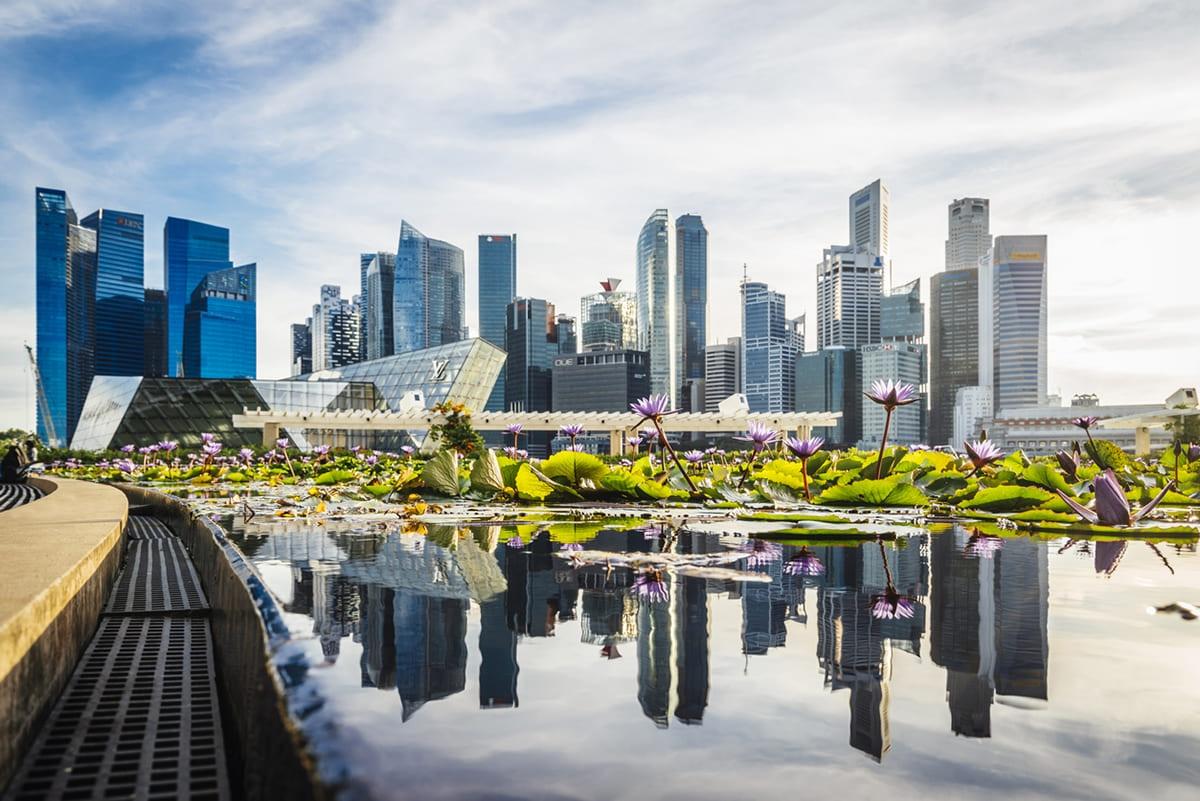 Singapour 航空券