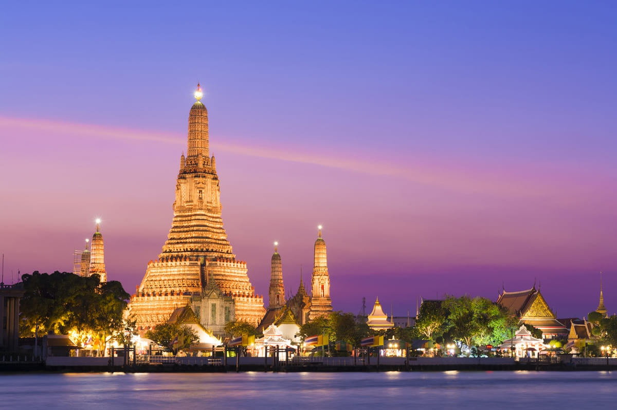 Thaïlande 航空券